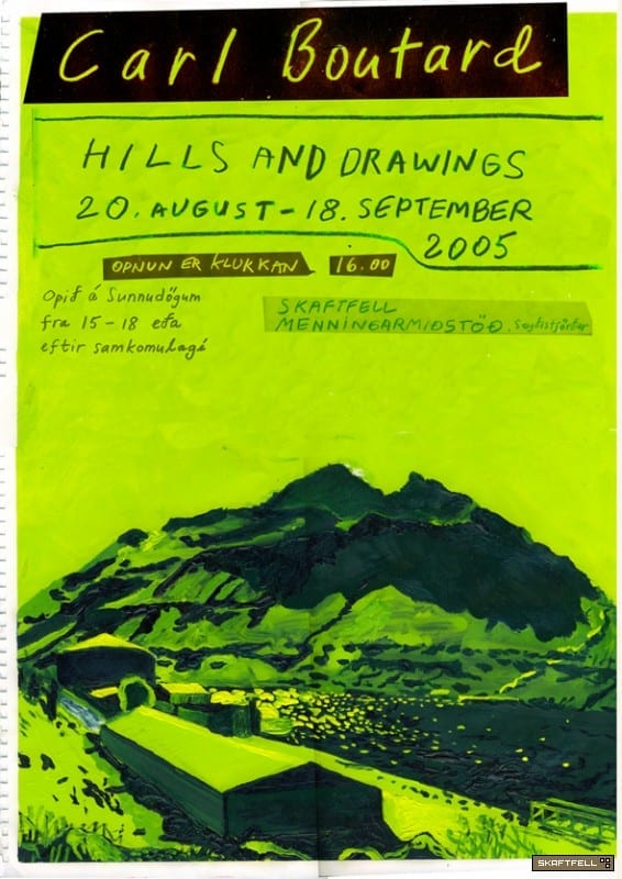 HILLS AND DRAWINGS