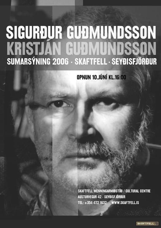 Sigurður og Kristján Guðmundssynir