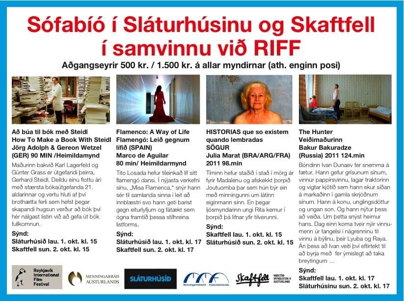 RIFF – alþjóðleg kvikmyndahátíð