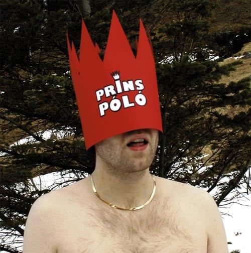 Tónleikar með Prins Póló – sóló