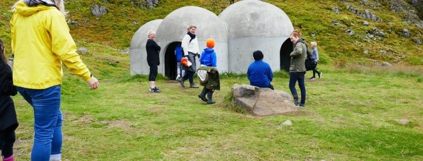 Listsmiðjan Landslag og hljóðmyndir, leiðbeinendur Guðrún Benónýsdóttir og Guðný Rúnarsdóttir